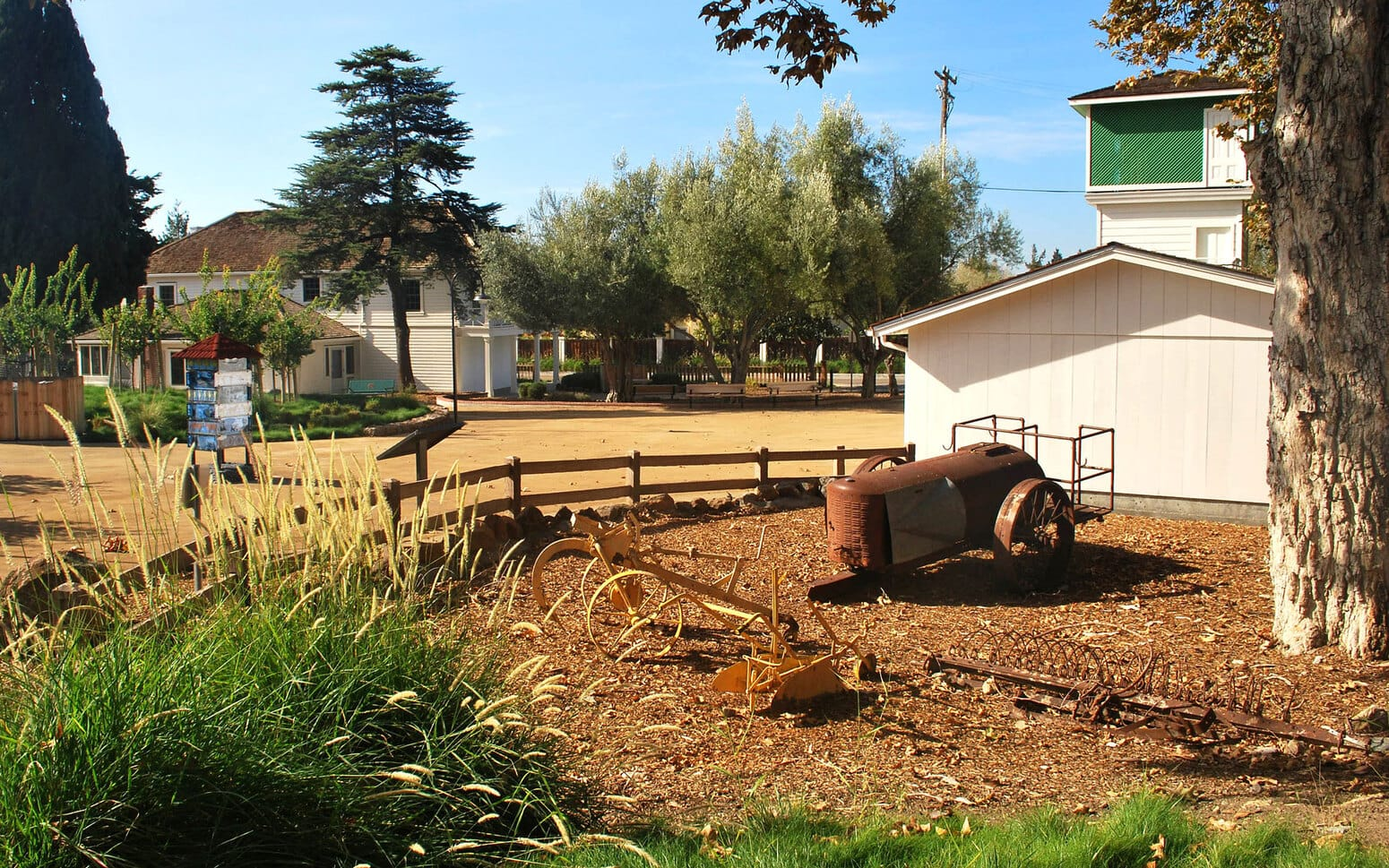 Alviso Adobe Historic Neighborhood Park