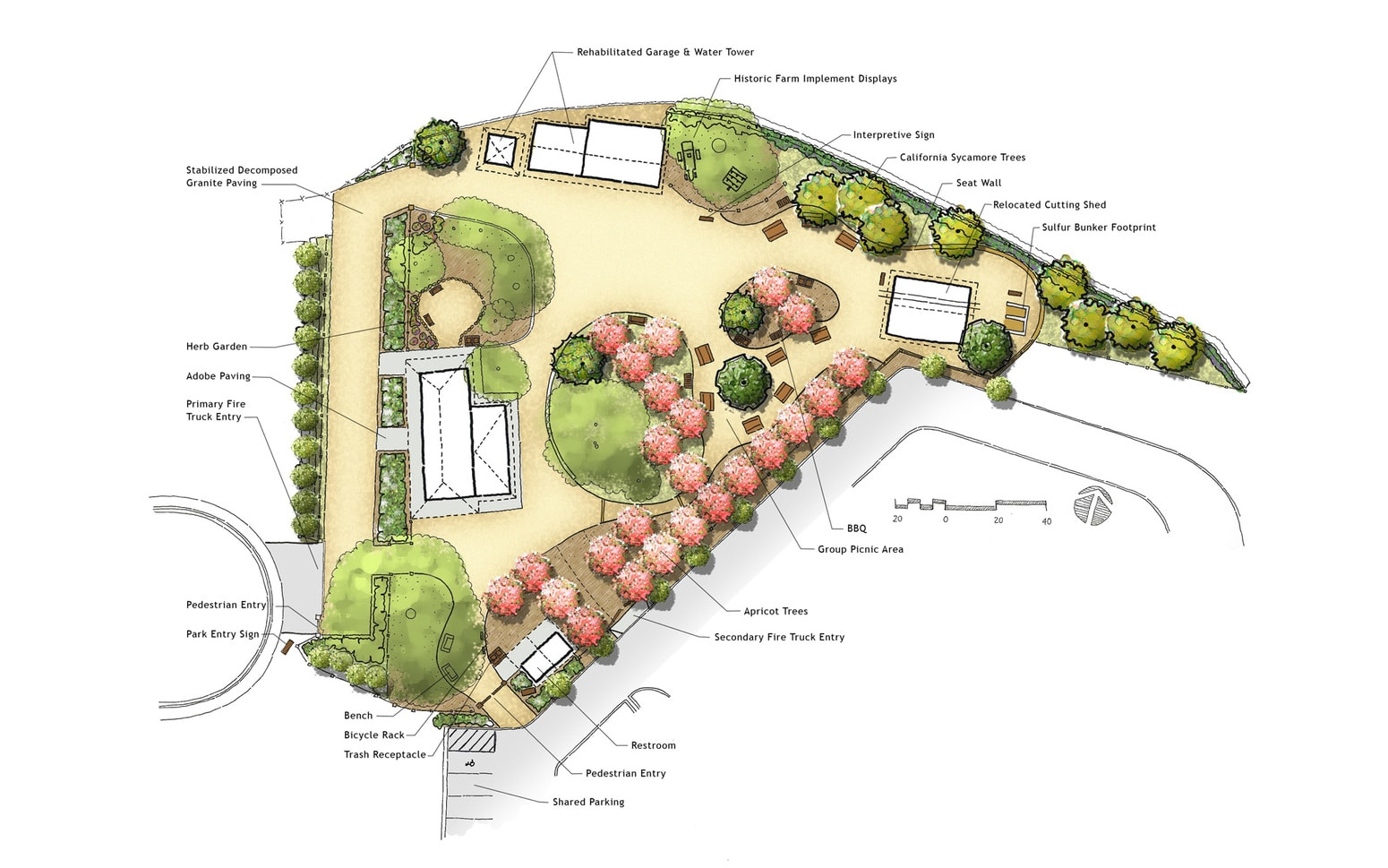 Alviso Adobe Historic Neighborhood Park Plan