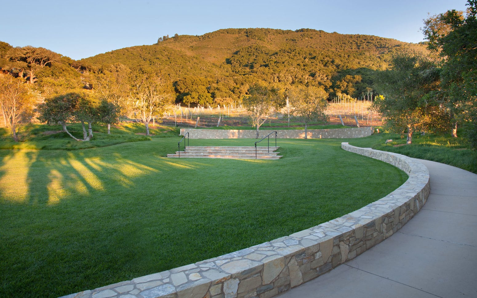 Carmel Valley Ranch Gardens and Event Lawns