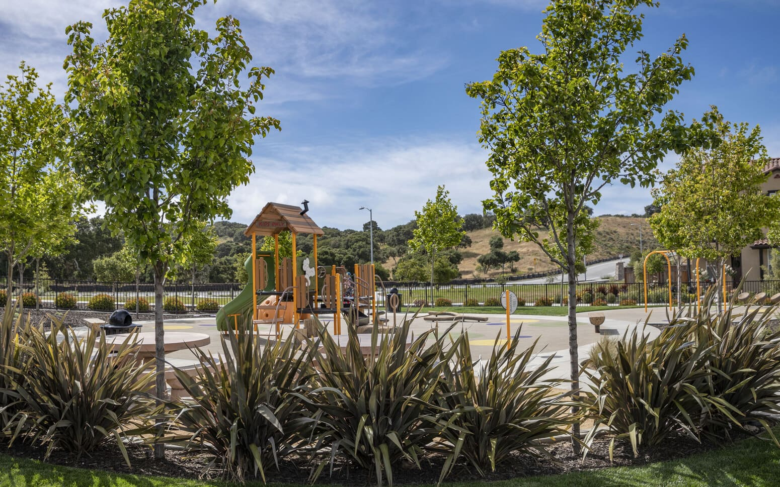 East Garrison Neighborhood Parks