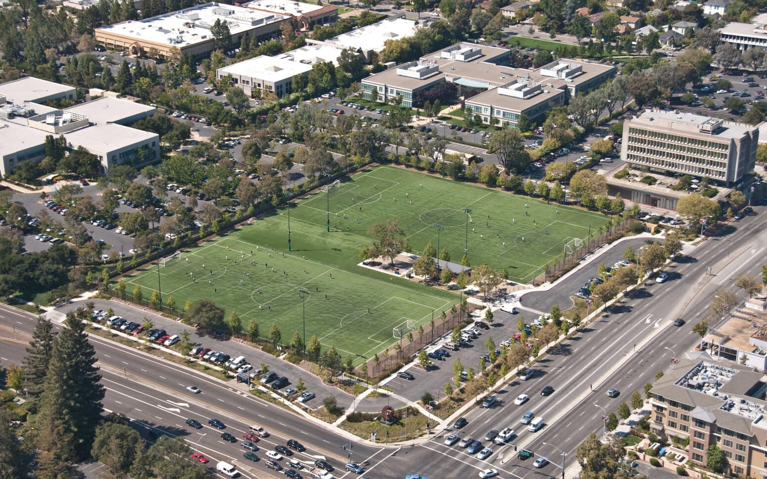 Mayfield Soccer Complex