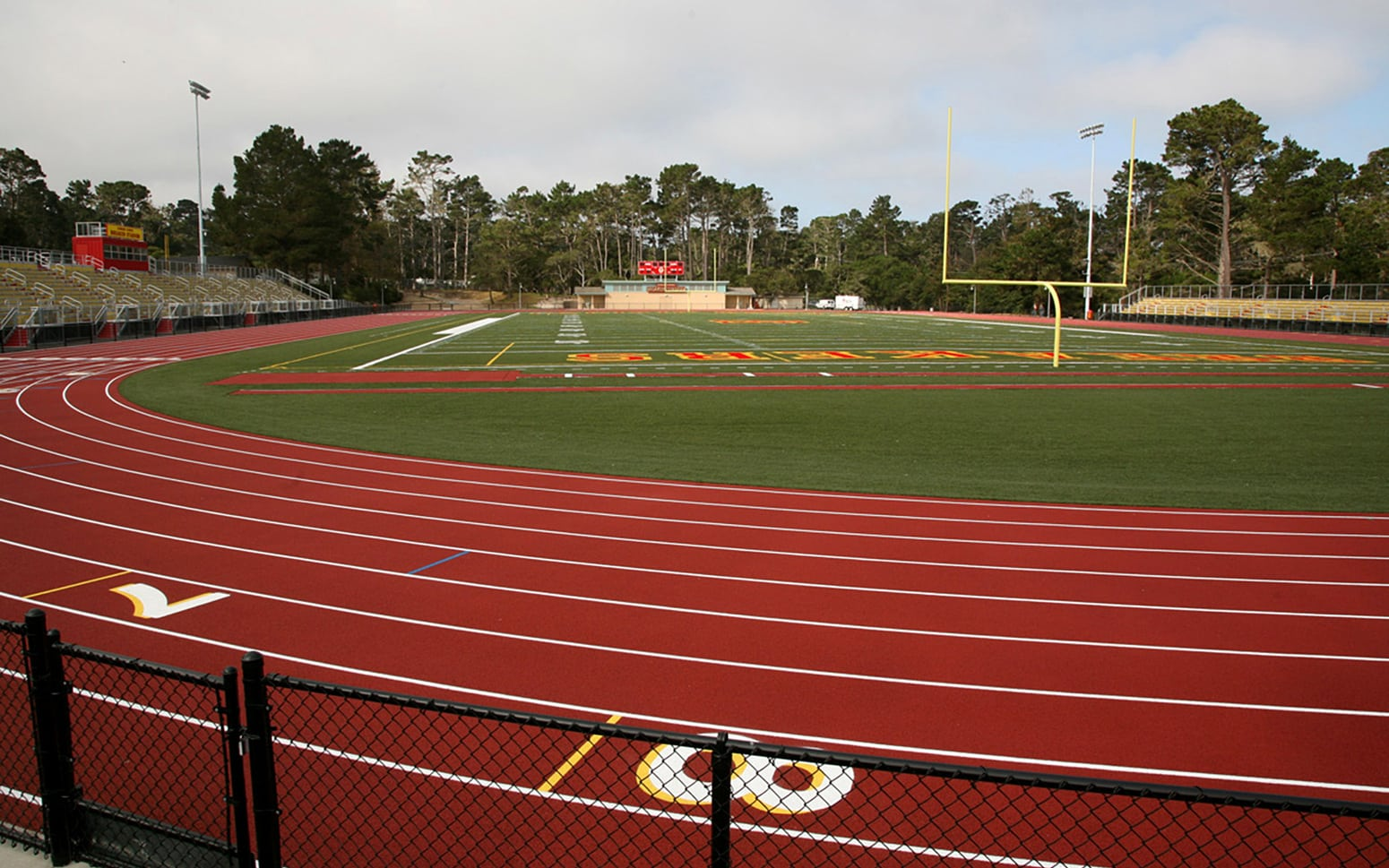 Pacific Grove High School Stadium