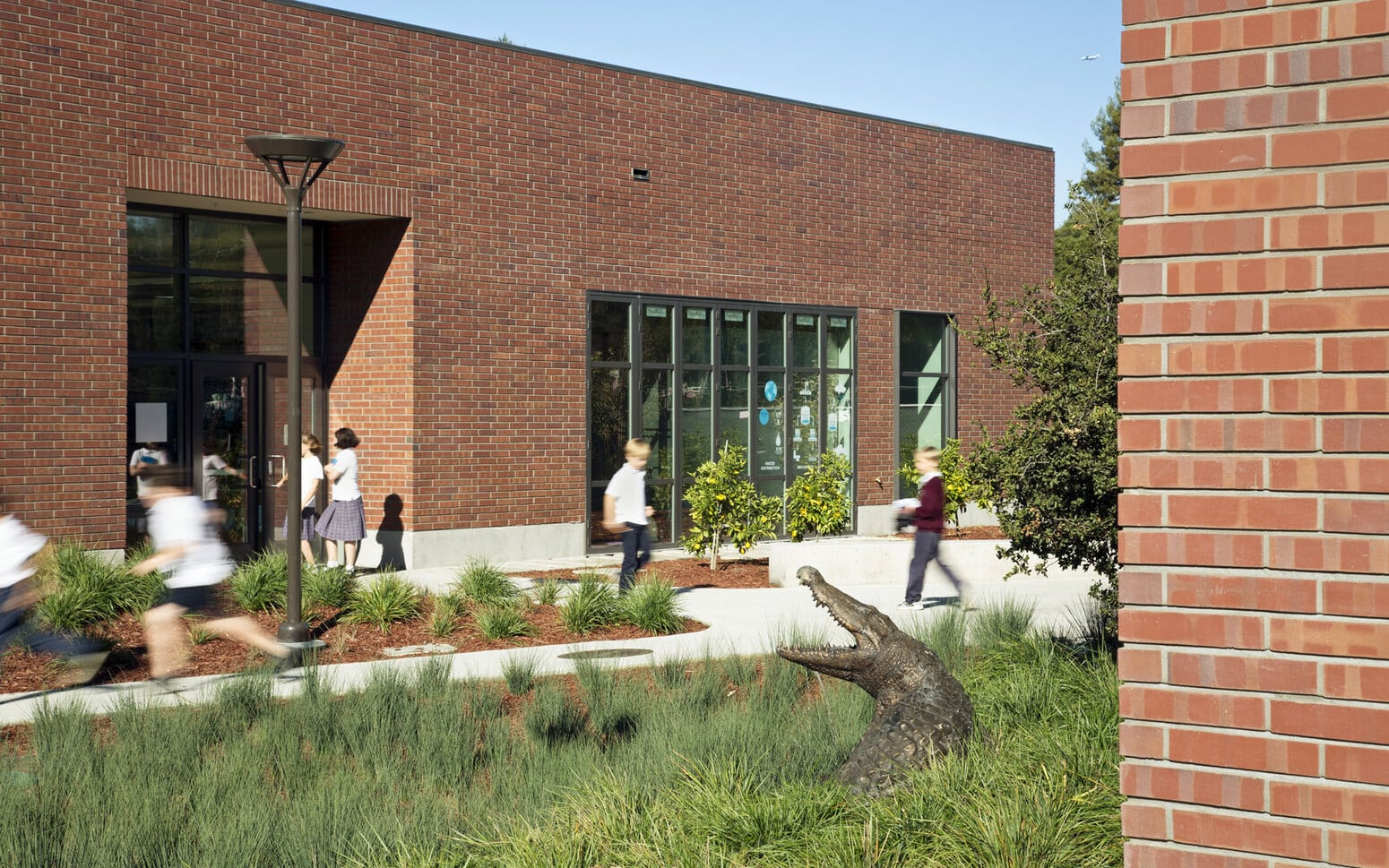 Sacred Heart School Campus Renovation and New Library 01