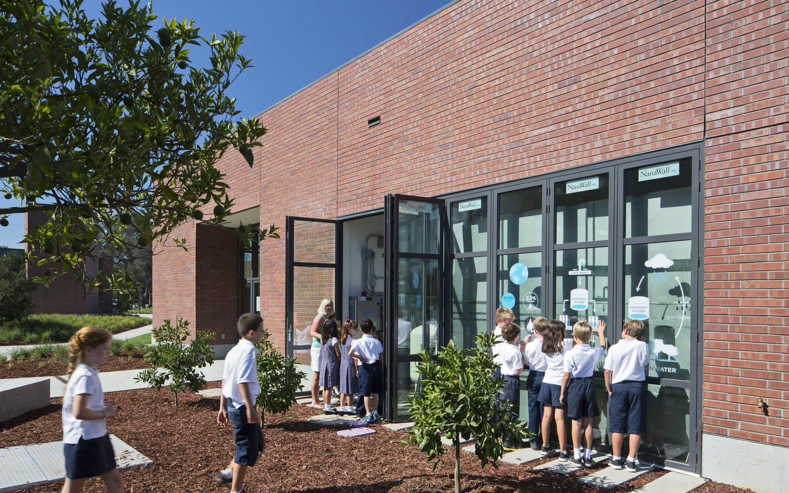 Sacred Heart School Campus Renovation and New Library 02