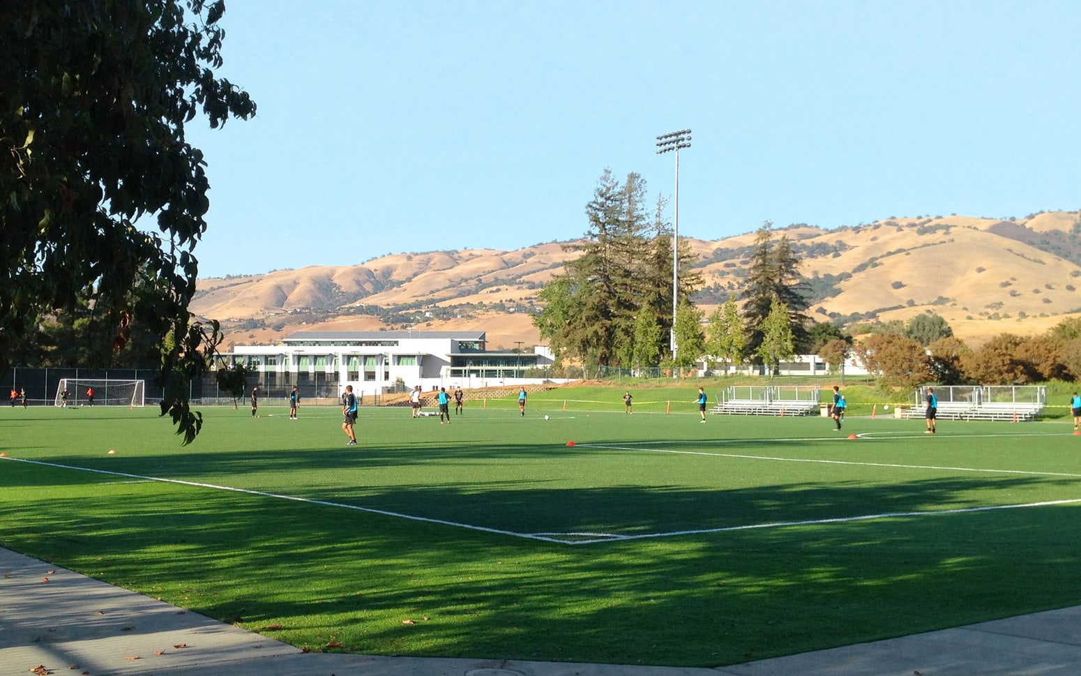 San Jose Evergreen Community College District Athletic Fields